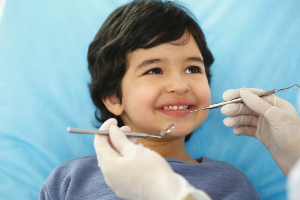 Children's Teeth Cleaning